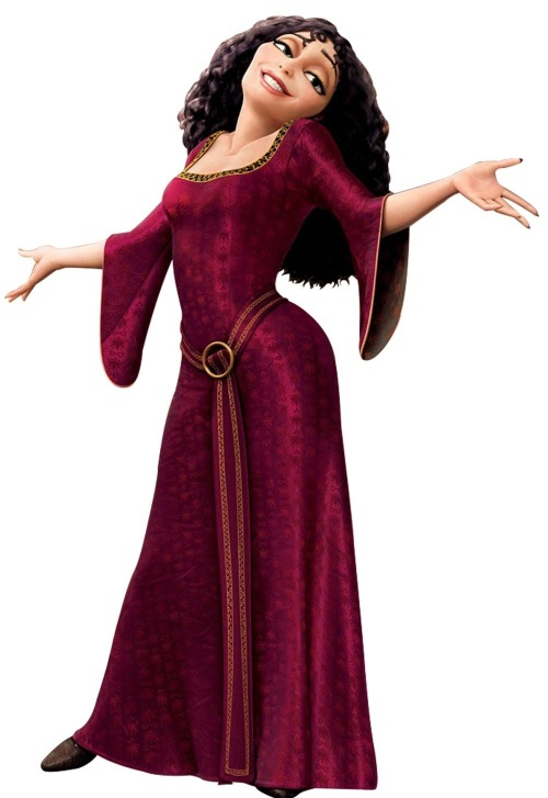 Mother Gothel (Tangled)