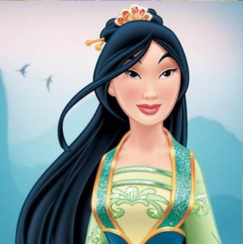 Mulan-Disney Princess