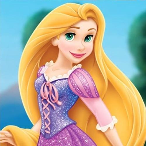 Rapunzel-Disney Princess