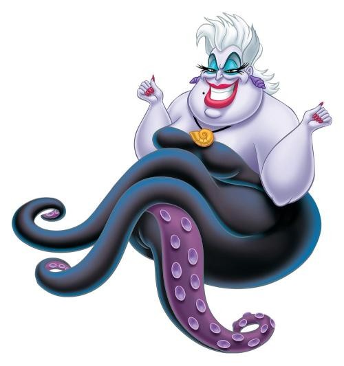 Ursula the Sea Witch (The Little Mermaid)