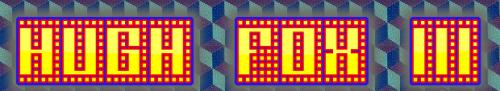 Hugh Fox III - Arcade