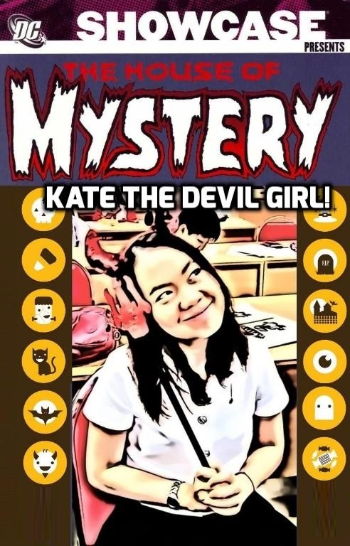 Kate the Devil Girl