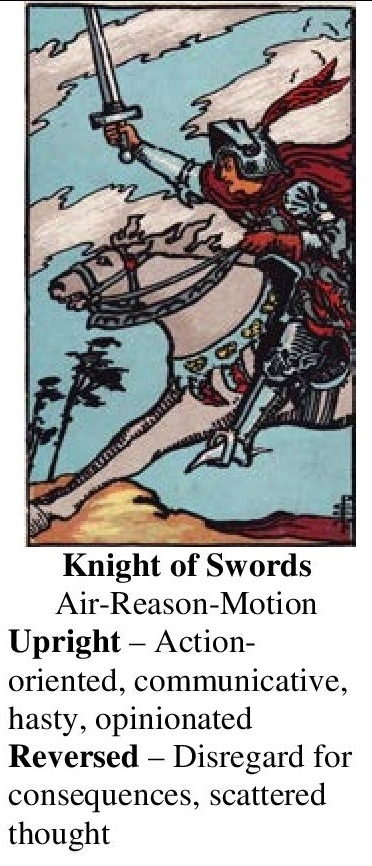 61-Tarot-Knight of Swords-Annotated
