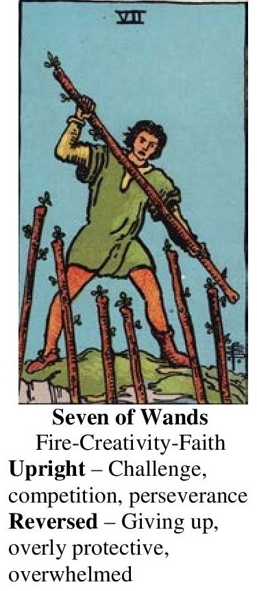 70-Tarot-Seven of Wands-Annotated