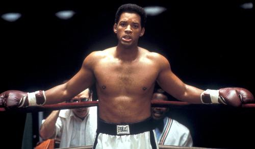 1Will Smith plays Cassius Clay