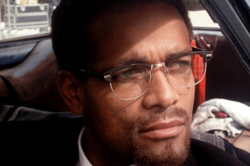 3Mario Van Peebles plays Malcolm X