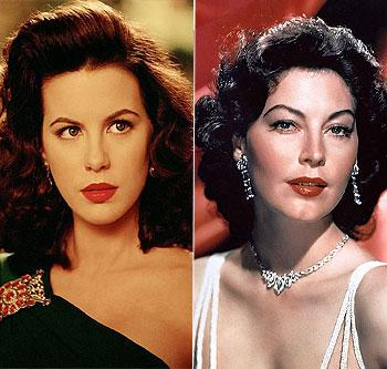3Kate Beckinsale as Ava Gardner