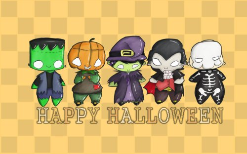 Halloween Lesson
