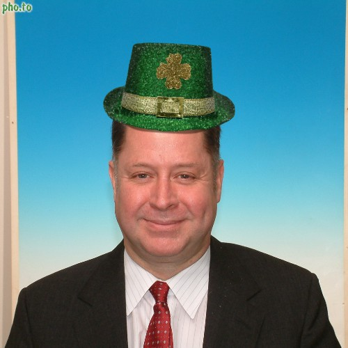 Hugh Fox St. Patrick
