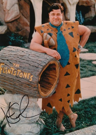 John Goodman as Fred Flintstone