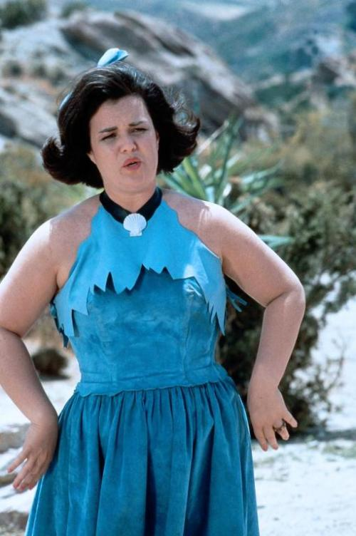 Rosie O'Donnell as Betty Rubble