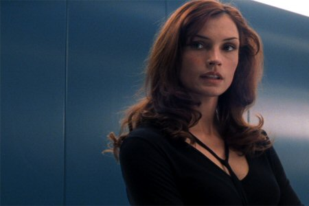 5) Famke Janssen as Dr. Jean Grey