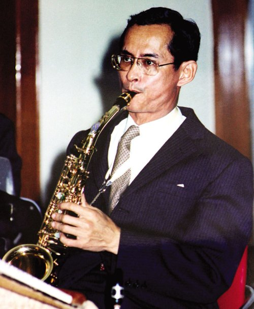 1King of Thailand - Art