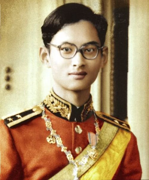 5King of Thailand - Length of Service