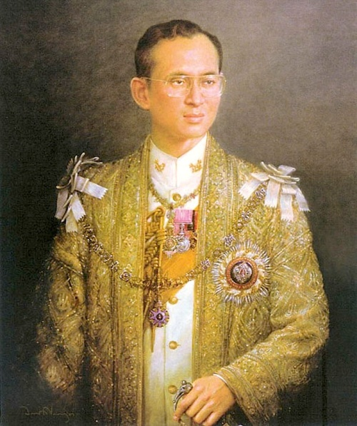 6King of Thailand - National Unity