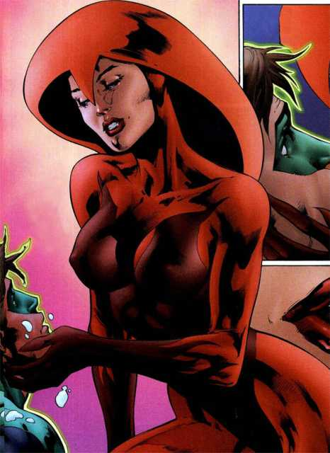 Crimson Fox (DC)