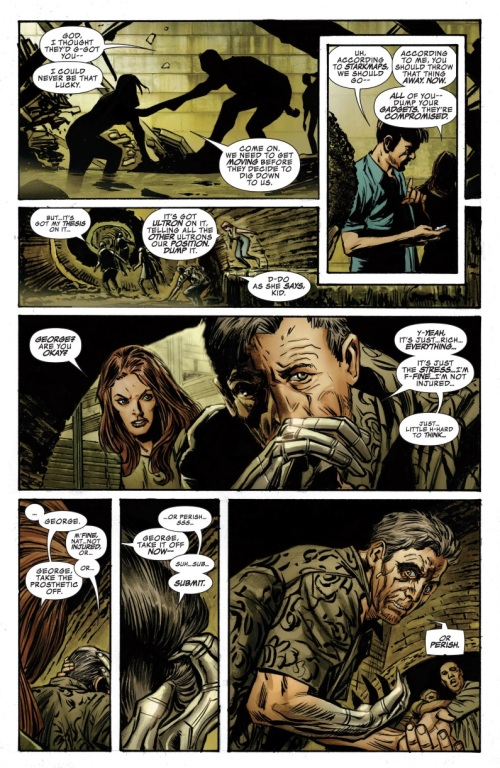 3 Comic Book Merged Humans - Age of Ultron - The Complete Event (2014) - Page 272