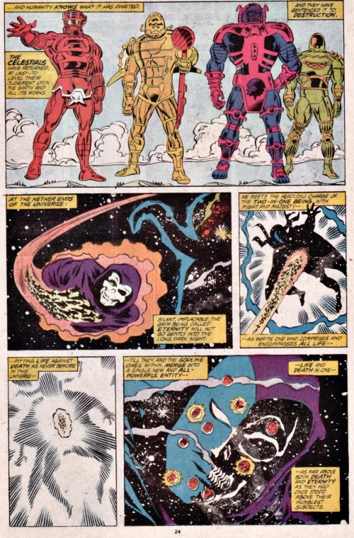 Comic Book Merged Humans - What If The Avengers Lost the Evolutionary War V2 #1 - Page 25