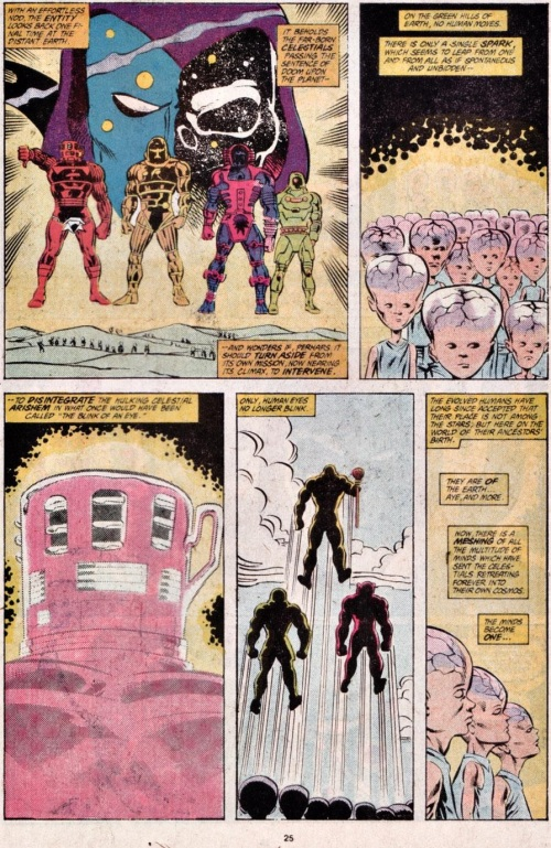 Comic Book Merged Humans - What If The Avengers Lost the Evolutionary War V2 #1 - Page 26