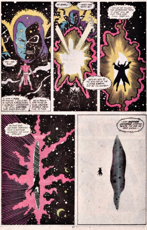 Comic Book Merged Humans - What If The Avengers Lost the Evolutionary War V2 #1 - Page 28