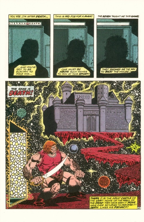 Abstract Entities-Jim Starling-The Birth of Death-Star Reach Classics #1 (1984) - Page 12