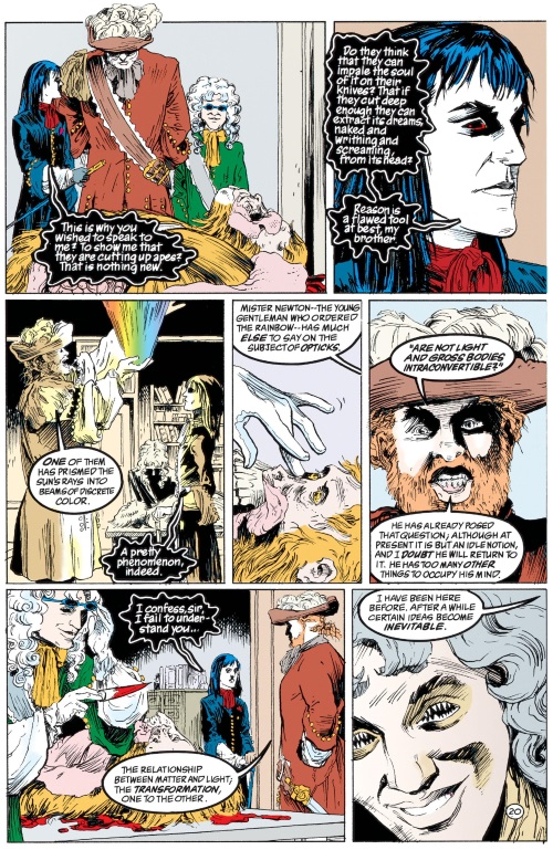 DC Abstract Entities-Destruction-The Sandman-Brief Lives V7 (2011) - Page 109