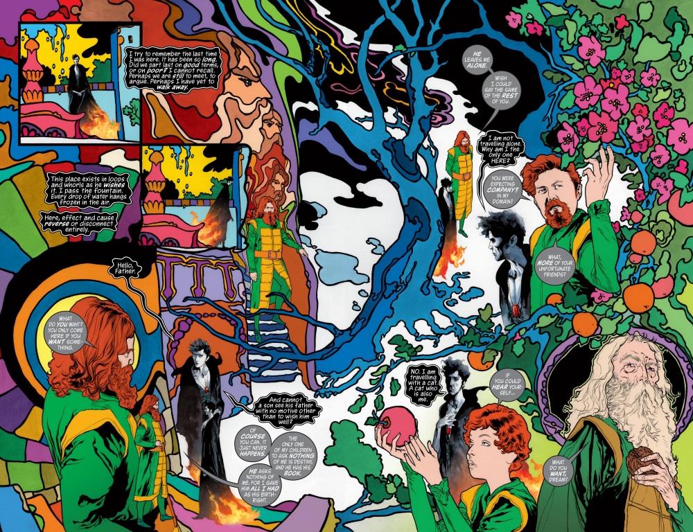 DC COMICS INGLES - 27 AGO 2015