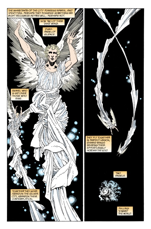DC Abstract Entities–Angels-Dumas-The Sandman -Season Of Mists V4 (2011) - Page 100