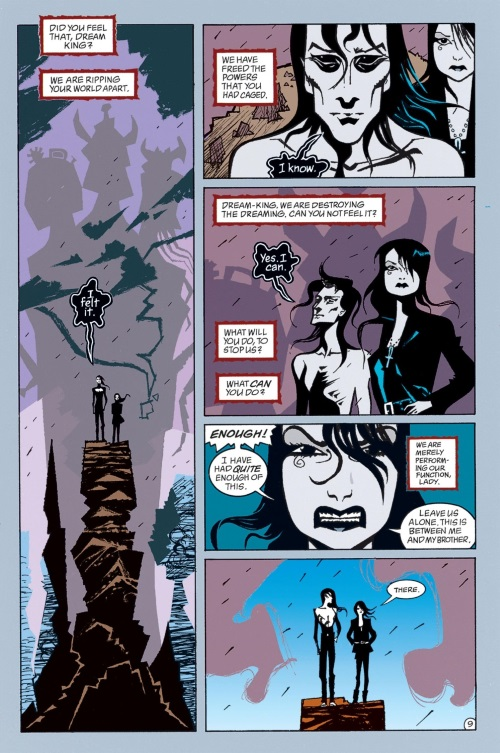 DC Abstract Entities–Dream-The Sandman-The Kindly Ones V9 (2012) - Page 327