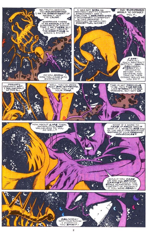 Marvel Abstract Entities-Anomaly-Quasar V1 #20 - Page 3