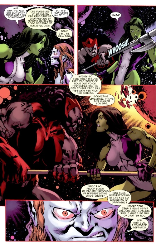 Marvel Abstract Entities-Enmity-She-Hulk - Cosmic Collision #1 - Page 36