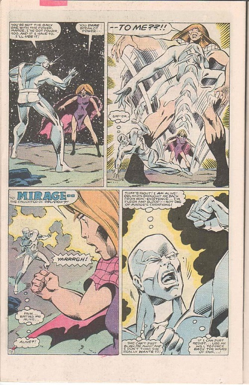 Marvel Abstract Entities-Mirage-Iceman V1 #3 - Page 19