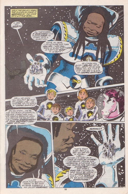 Marvel Abstract Entities-Numinus-Power Pack V1 #51 - Page 15