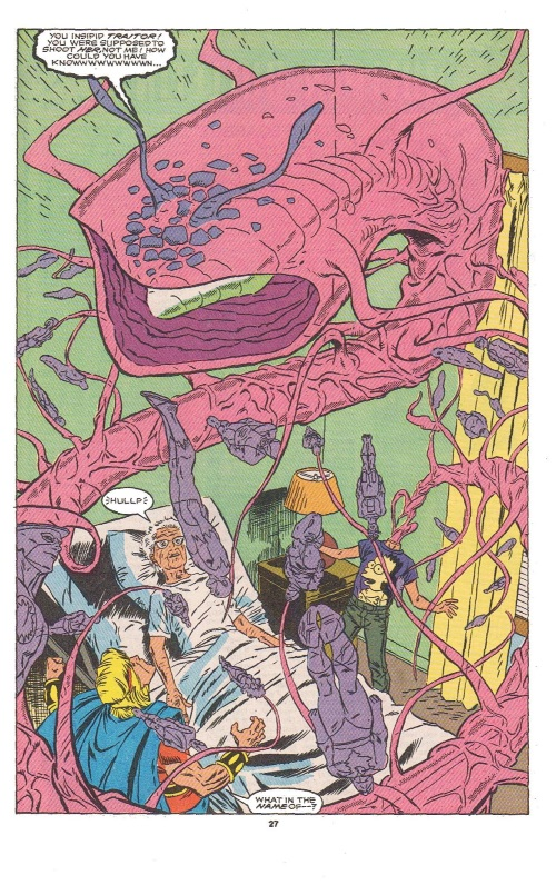 Marvel Abstract Entities-Unbeing-Quasar V1 #18 - Page 28