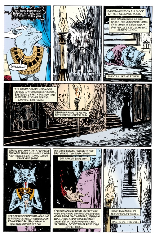 The Sandman - Brief Lives V7 (2011) - Page 156