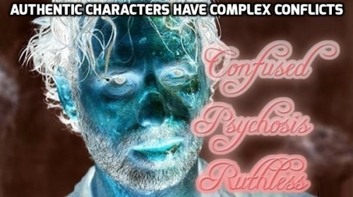 Rick Grimes-Authentic Characters Have Complex Conflicts