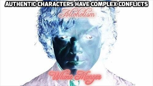 Tyrion Lannister-Authentic Characters Have Complex Conflicts