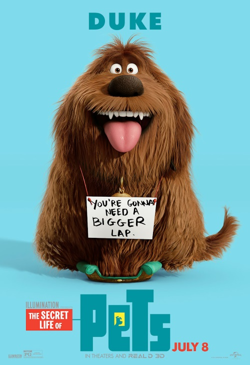 Duke-The Secret Life of Pets
