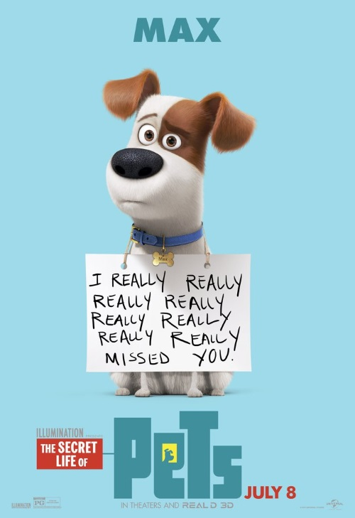Max-The Secret Life of Pets