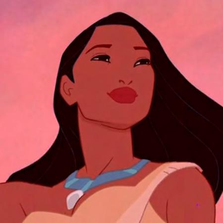 Pocahontas 1995 Hugh Fox Iii
