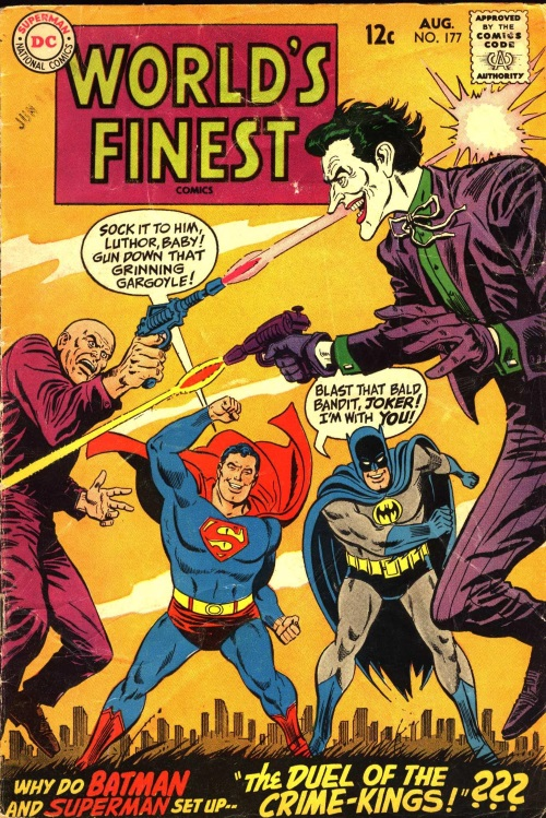 joker-and-lex-luthor-worlds-finest-comics-177-1968