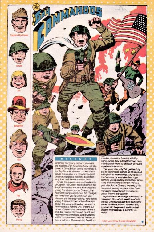 061 War Comics Set In Ww Ii Silver Age Hugh Fox Iii