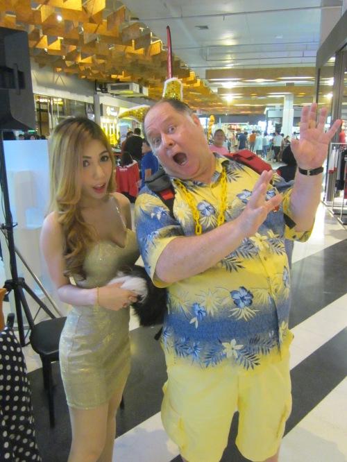 Hugh Fox III  The Pop Culture ESL Teacher